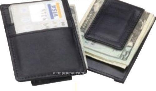 Money Clip W/ 3 Credit Card Slots