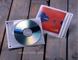 3-ring CD Binder Single Sleeve