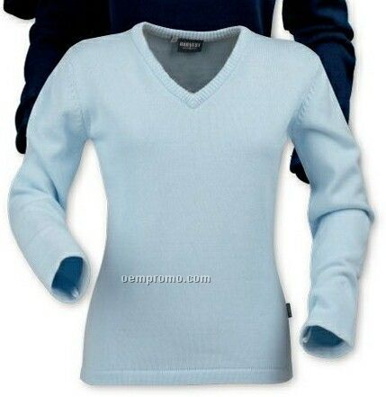 Boise Ladies V-neck Sweater,China Wholesale Boise Ladies V-neck ...