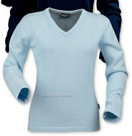 Boise Ladies V-neck Sweater,China Wholesale Boise Ladies V-neck ...