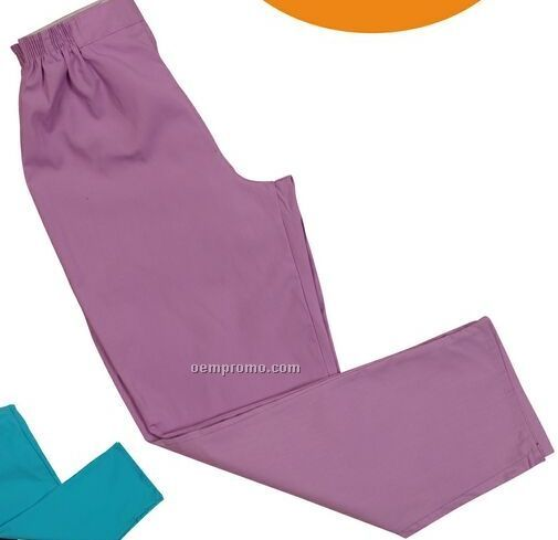 Boxer Elastic Scrub Pants (Xs-3xl)