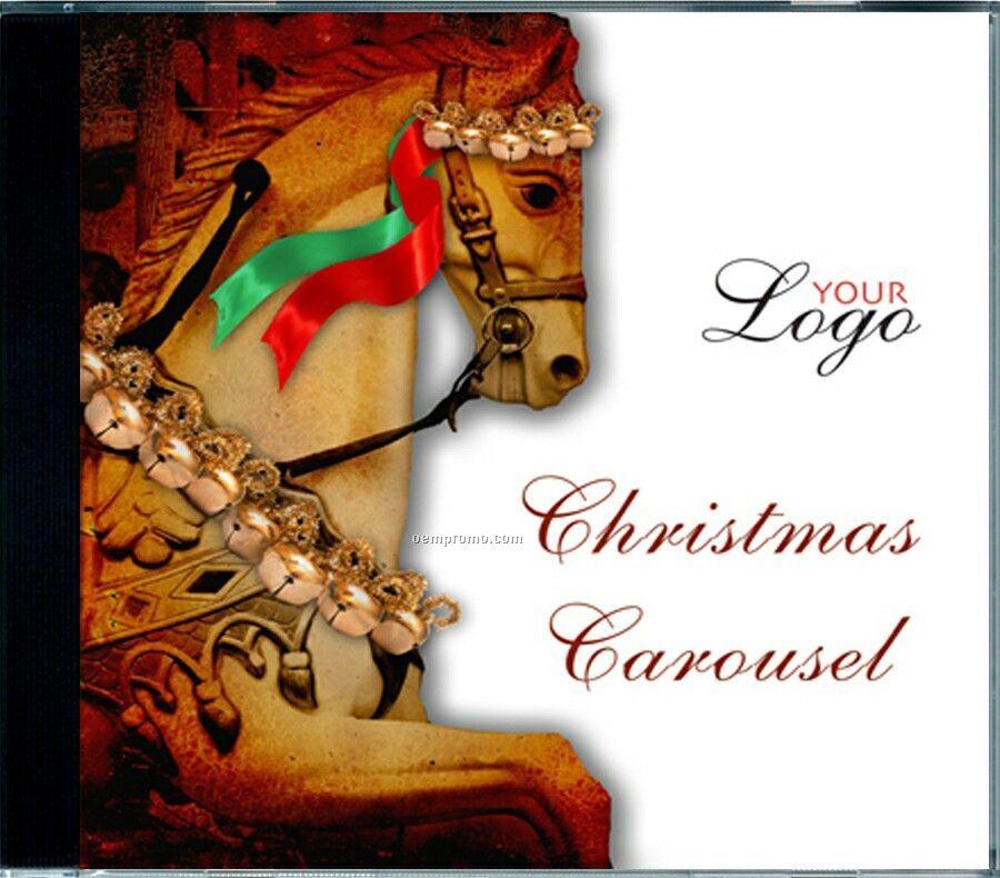 Christmas Carousel Music CD