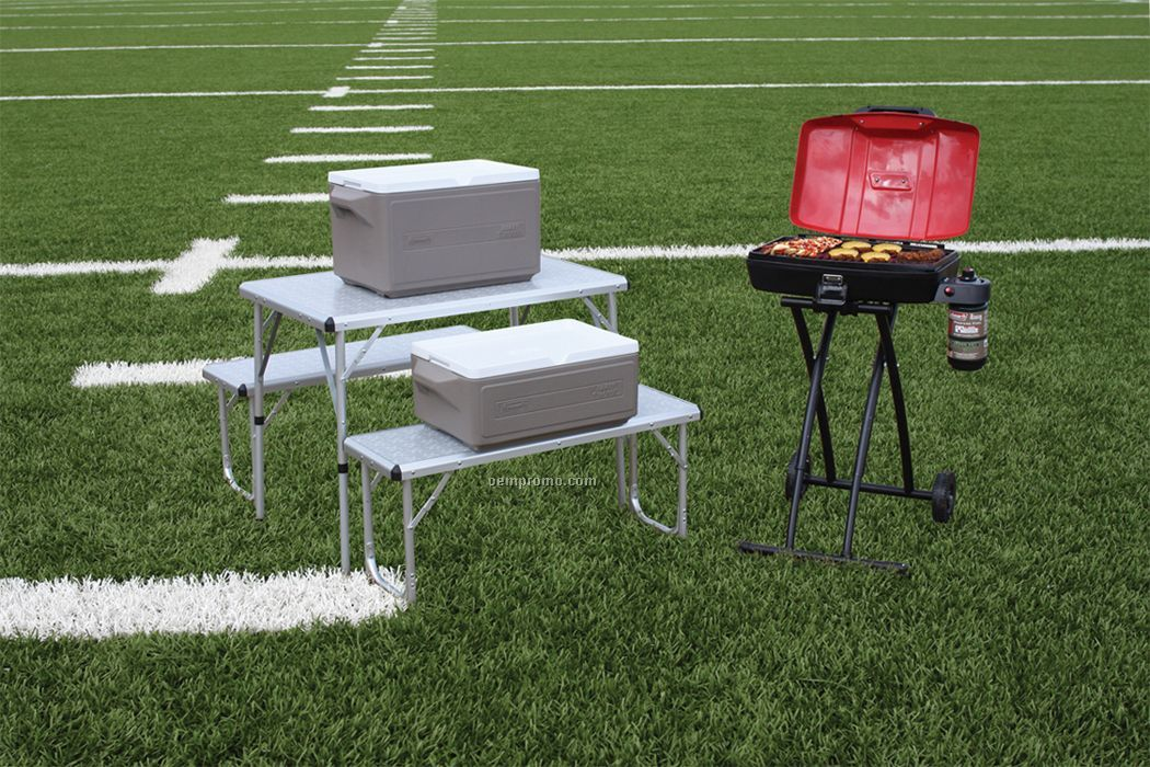 Coleman Pro Tailgater Package (Blank)