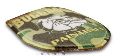 Custom Sublimated Patches (100 Square Inch)