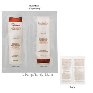 Healing Volume Shampoo And Conditioner (24 Hours Service)