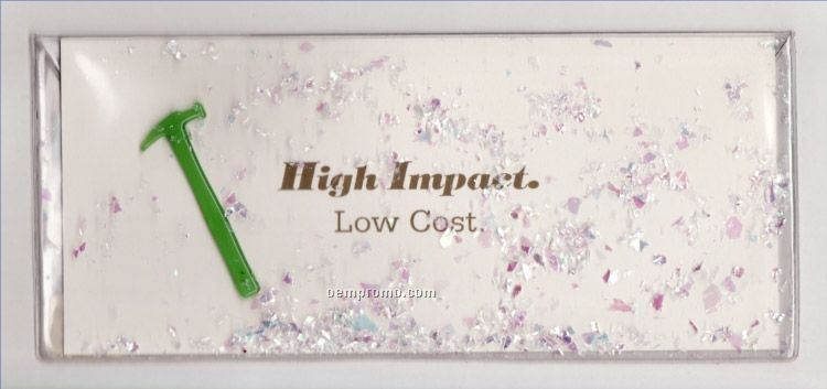 Promotional Direct Mailer (High Impact Low Cost)