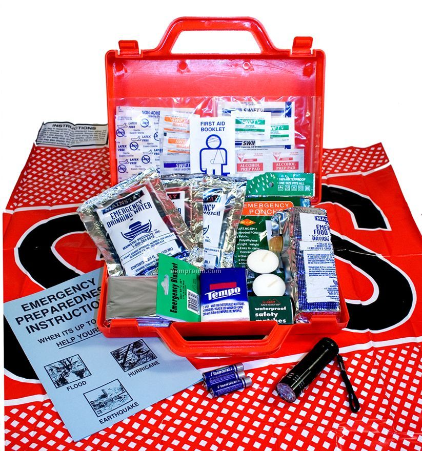 24-hour Emergency Preparedness Kit