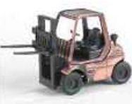 Bronze Metal Pencil Sharpener - Forklift