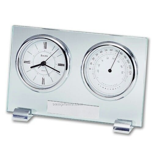 Bulova B2880 Camberley Clock
