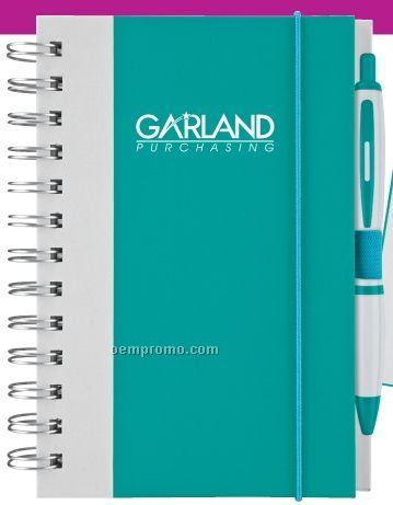 Take Notice Spiral Notebook & Ballpoint Pen