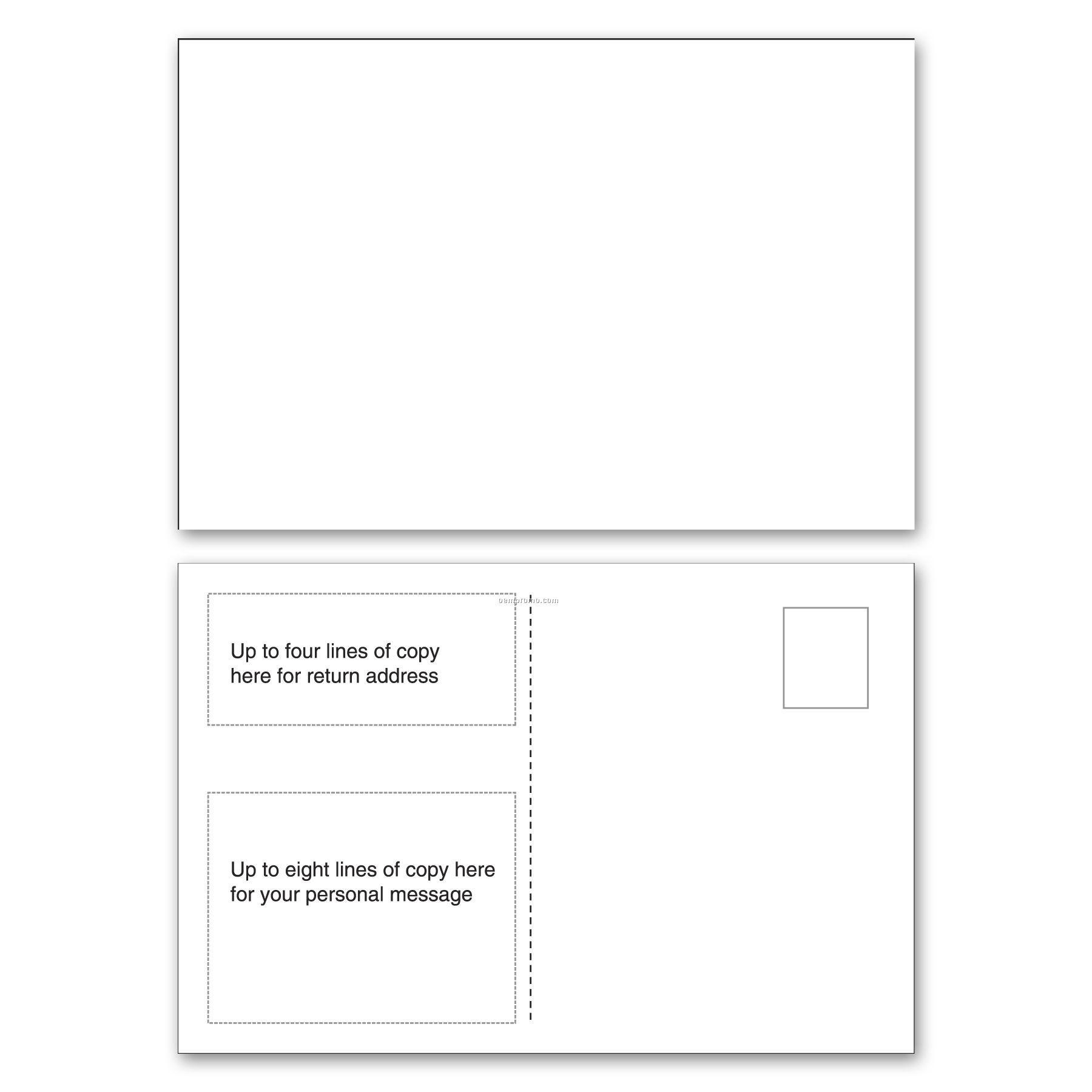"Custom Postcard (4""X6"")"