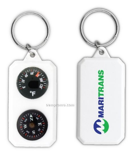 The Mountaineer Keychain (12-15 Day Service)