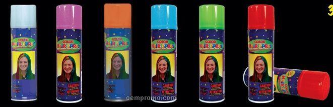 3 Oz. Colored Hair Spray