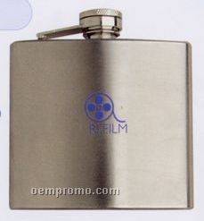 5 Oz. Stainless Steel Flask