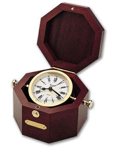 Quartermaster Clock