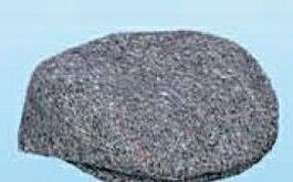 Hipsters Polyester Tweed Ivy League Cap