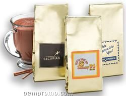 Hot Chocolate - 8 Oz. Gold Foil Bag (Printed Label)
