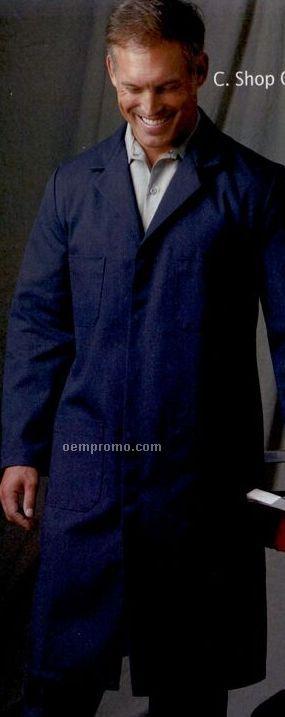 Postman Blue Shop Coat (Regular 36-58)