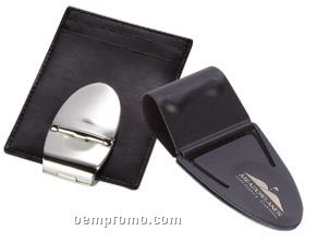 Silver Money Clamp