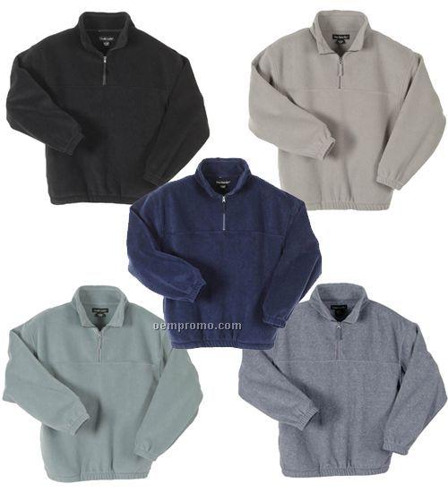 Tahoe Polyester Fleece Quarter-zip Pullover