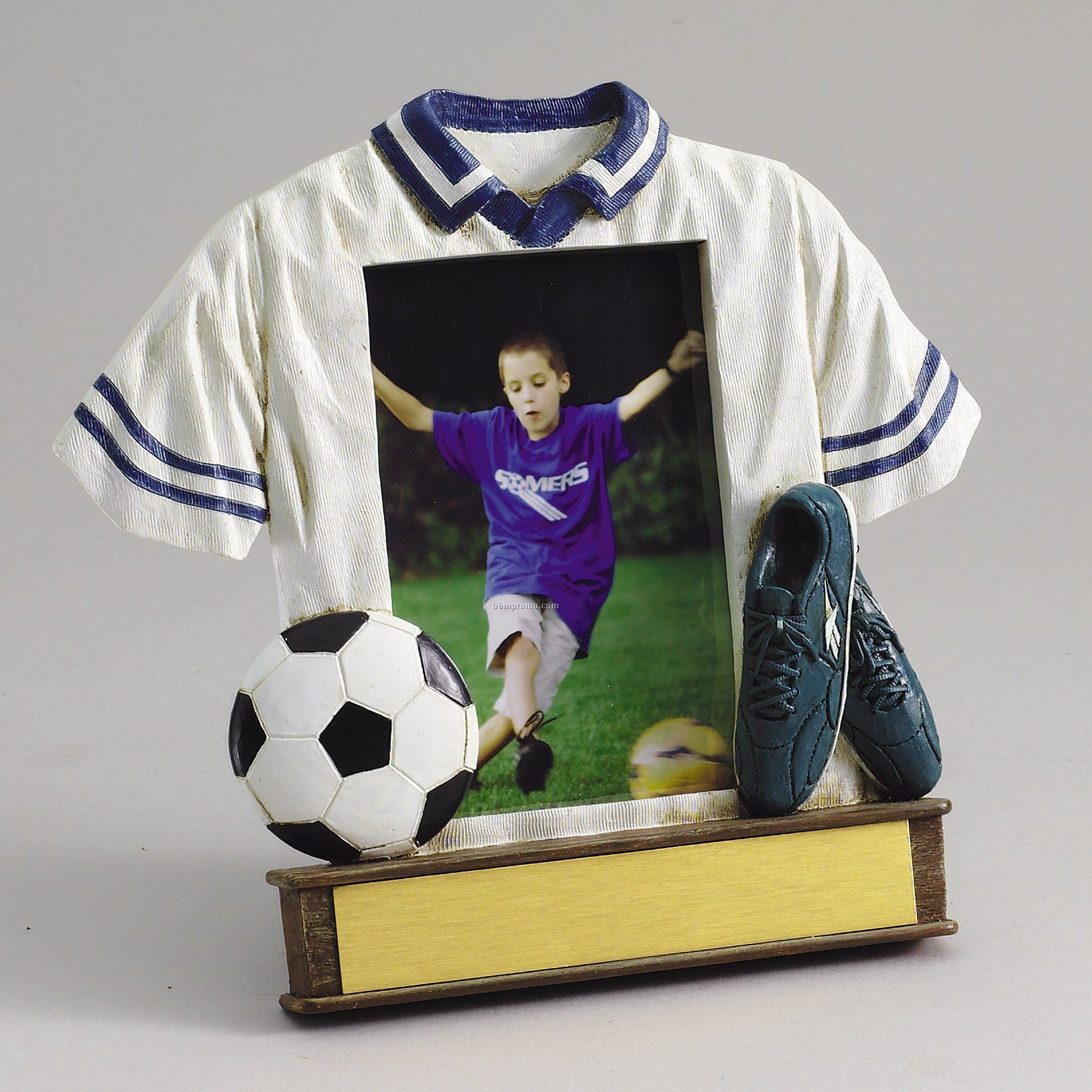 Soccer, Sport Jersey Picture Frame - 7\