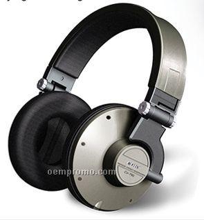 Professional Dj Style Reference Headphones