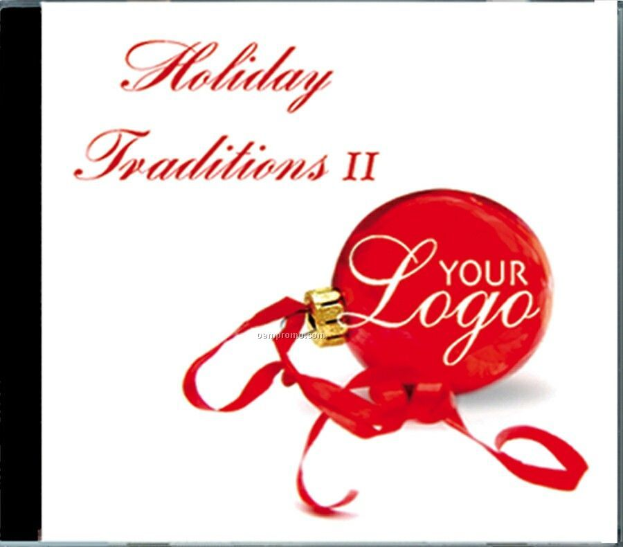 Holiday Traditions II Music CD