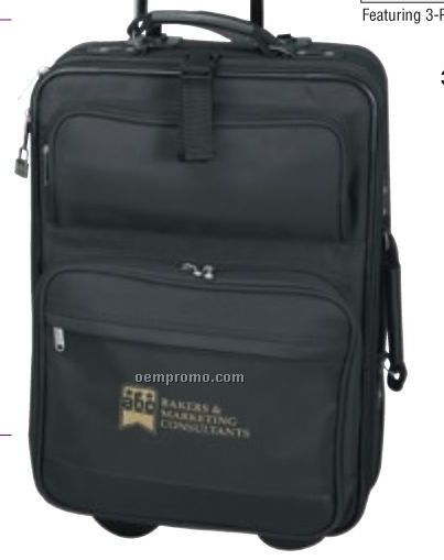 Pull-n-go Bag Upright Carry-on Luggage