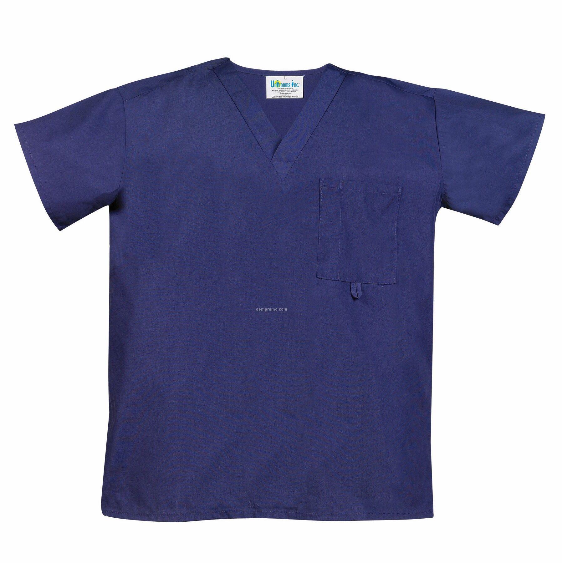 One Pocket Scrub Top