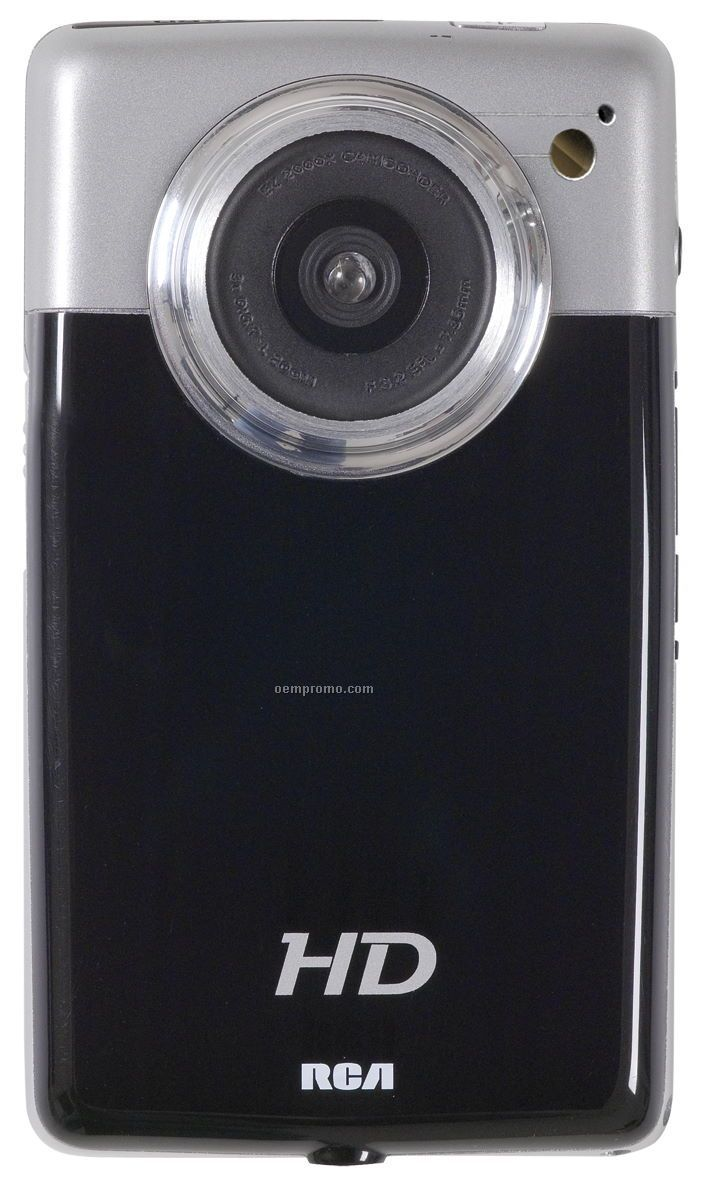 Rca Slim Design High-definition Digital Camcorder With Hdmi Connection