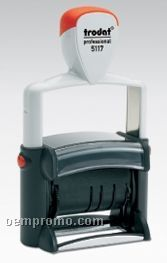 """Trodat Professional Self Inking Phrase Dater Stamp (2 3/8""""X5/16"""")"""