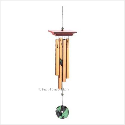 Woodstock Turquoise Chime