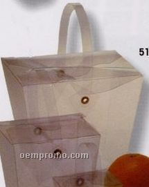 5120-large Solid Poly To Go Carton