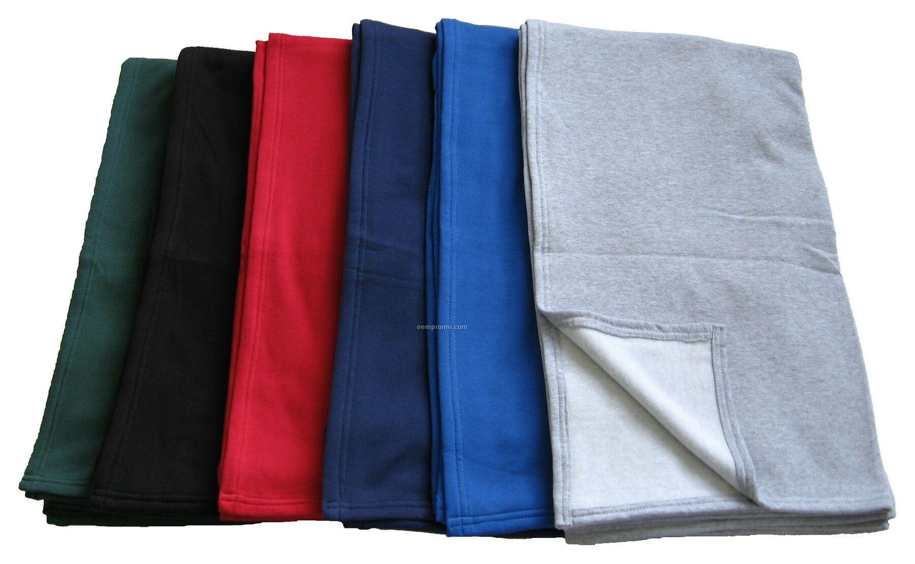 Sweatshirt Fleece Blanket 50x60 Overseas