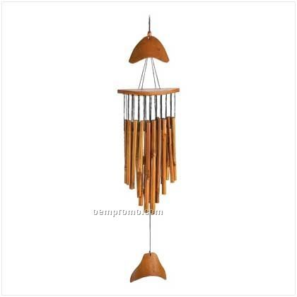 Bamboo Fish Wind Chime