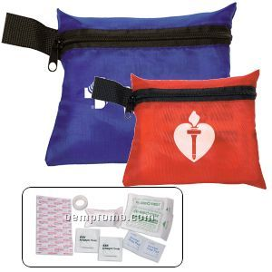 Traveler's First Aid Kit