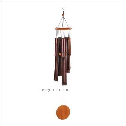 Bamboo Calypso Wind Chime