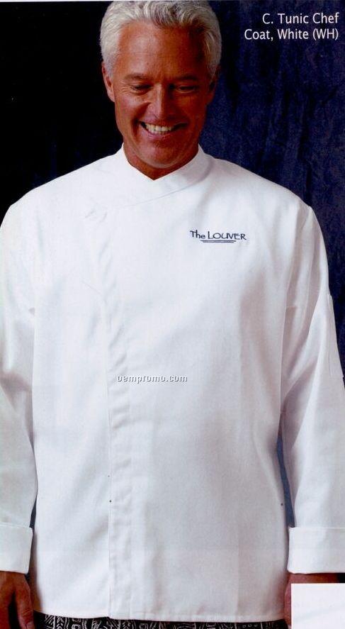 Chef Designs Tunic Chef Unisex Coat