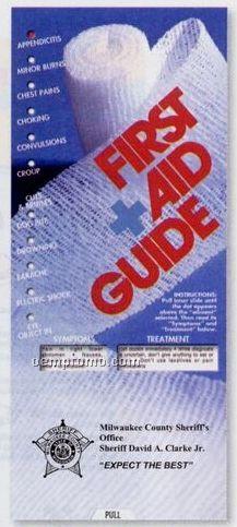 First Aid Slideguide (Spanish)