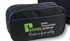 600d Pvc Cosmetic Bag