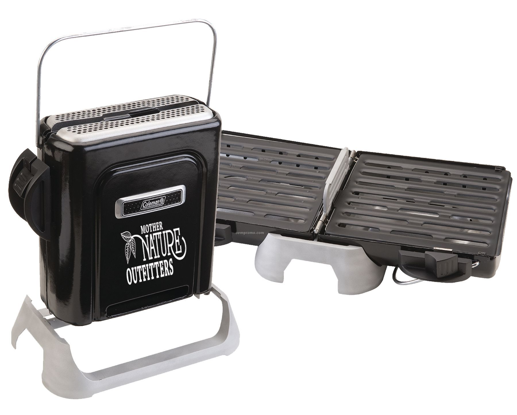Coleman Fold N Go Charcoal Grill (Blank)