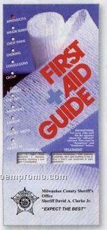 First Aid Slideguide (English)