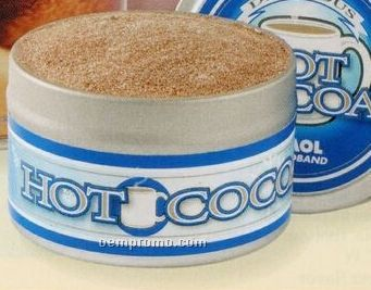 Gourmet Hot Chocolate In Small Tin