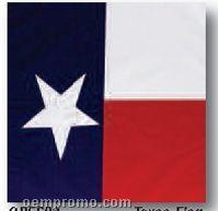 Texas Flag 100% Cotton Imported Bandanna