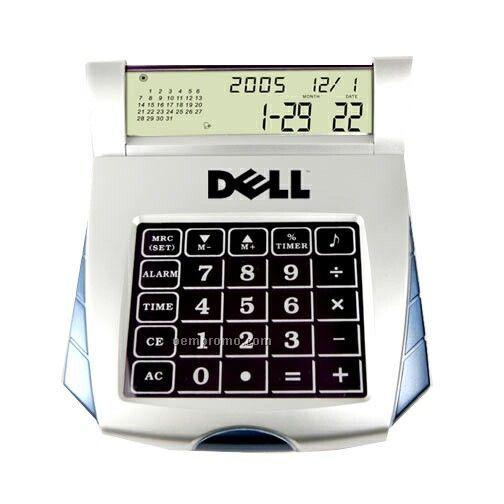 Transparent Touch Panel Calculator