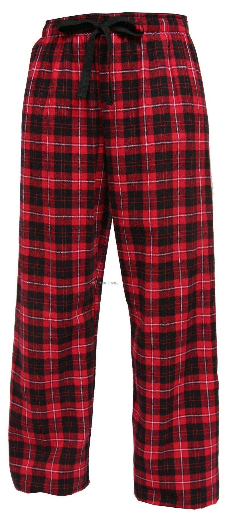 striped flannel pants