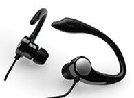 Sport Isolation Stereo Headphones