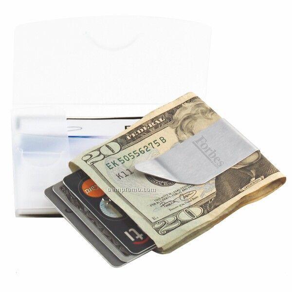 Ka$hkeepa Moneyklip & Cardholder Set