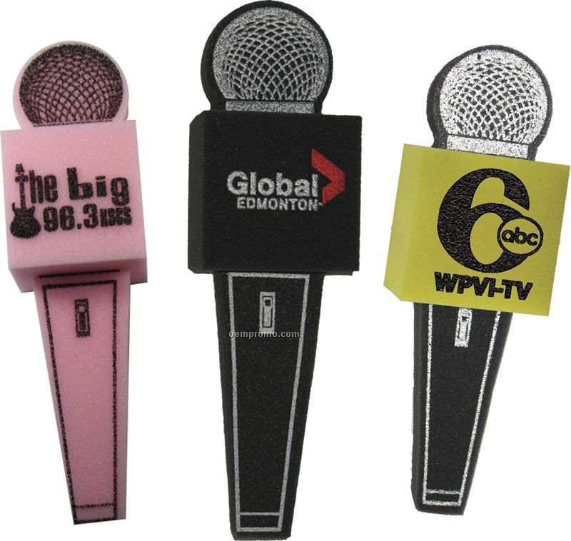 Foam Microphone