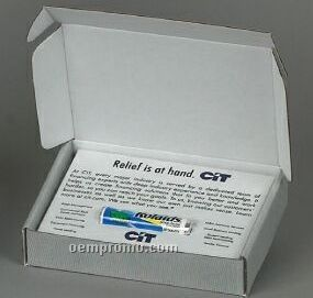 "Themed Box With Rolaids Insert - 4-color Process (6-1/4""X4-1/2""X1-1/4"")"
